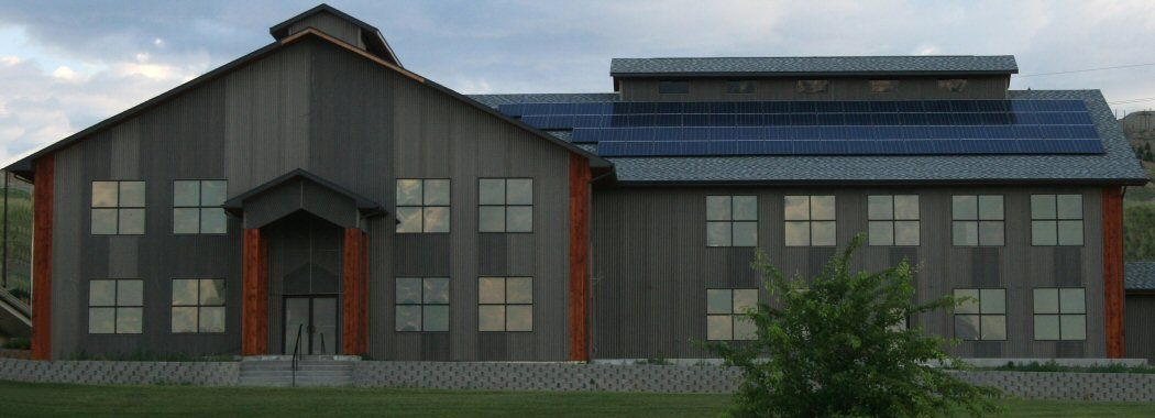 Solar-Powered Beer at the New Butte Brewing Company