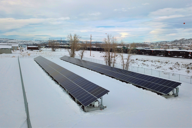 Sibanye-Stillwater Smelter Installs Montana's First Behind-the-Meter Industrial Scale Solar Array