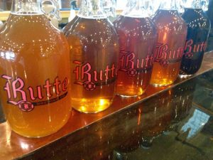 Growlers (photo credit: Butte Brewing Company)