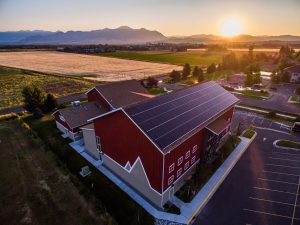 spire sunrise solar PV