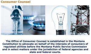Montana Consumer Counsel