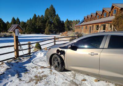 Solar Powered, Off-grid EV Charging