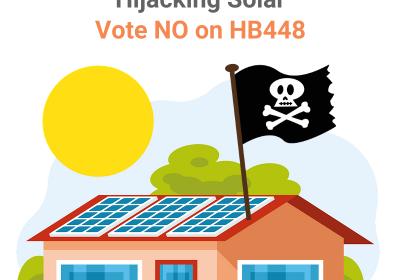 Utility Hijacks Rooftop Solar Bill, Attacks Solar Professionals