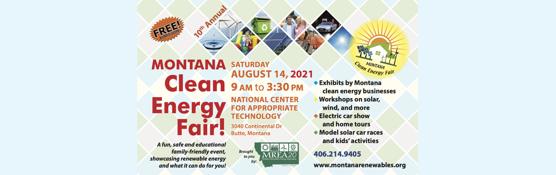 Clean Energy Fair 2021