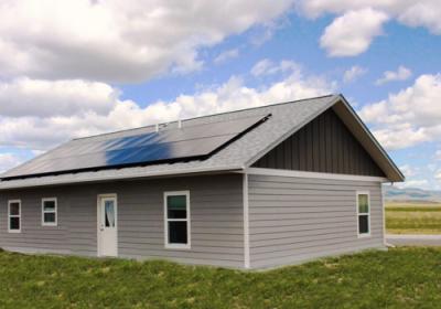 MREA Gives Back: Whitehall Net-Zero Energy Affordable Housing Project