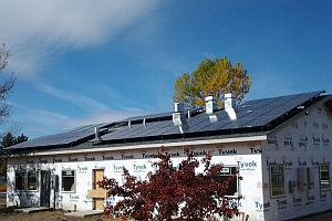Solar-Squared for Low-Income Housing Complex in Havre