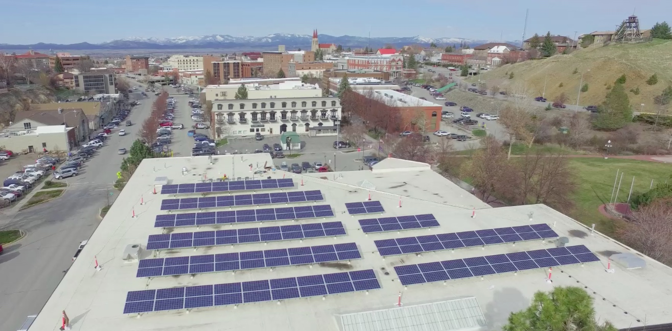 With community support, Lewis and Clark Library goes solar