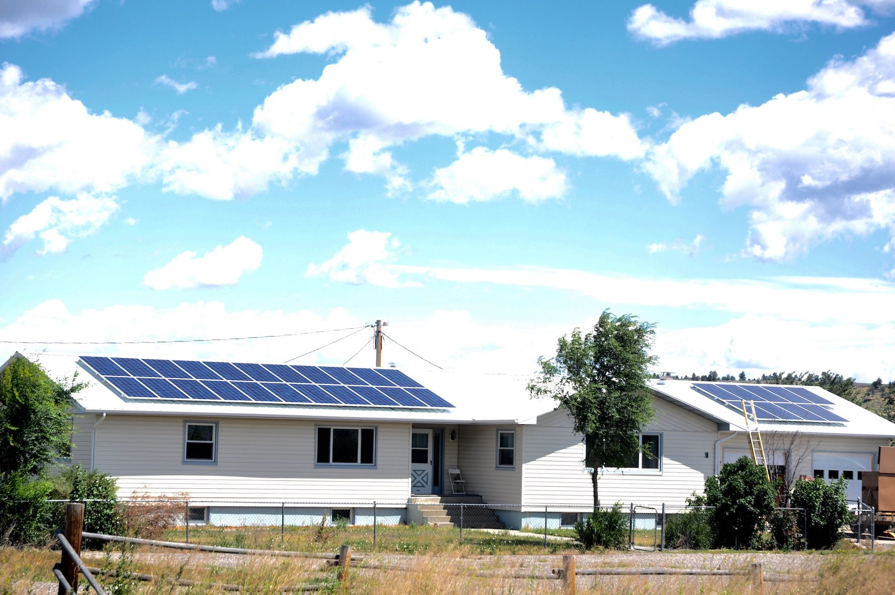Cattle Ranch Installs First Solar Array in Mid-Yellowstone Electric Co-op