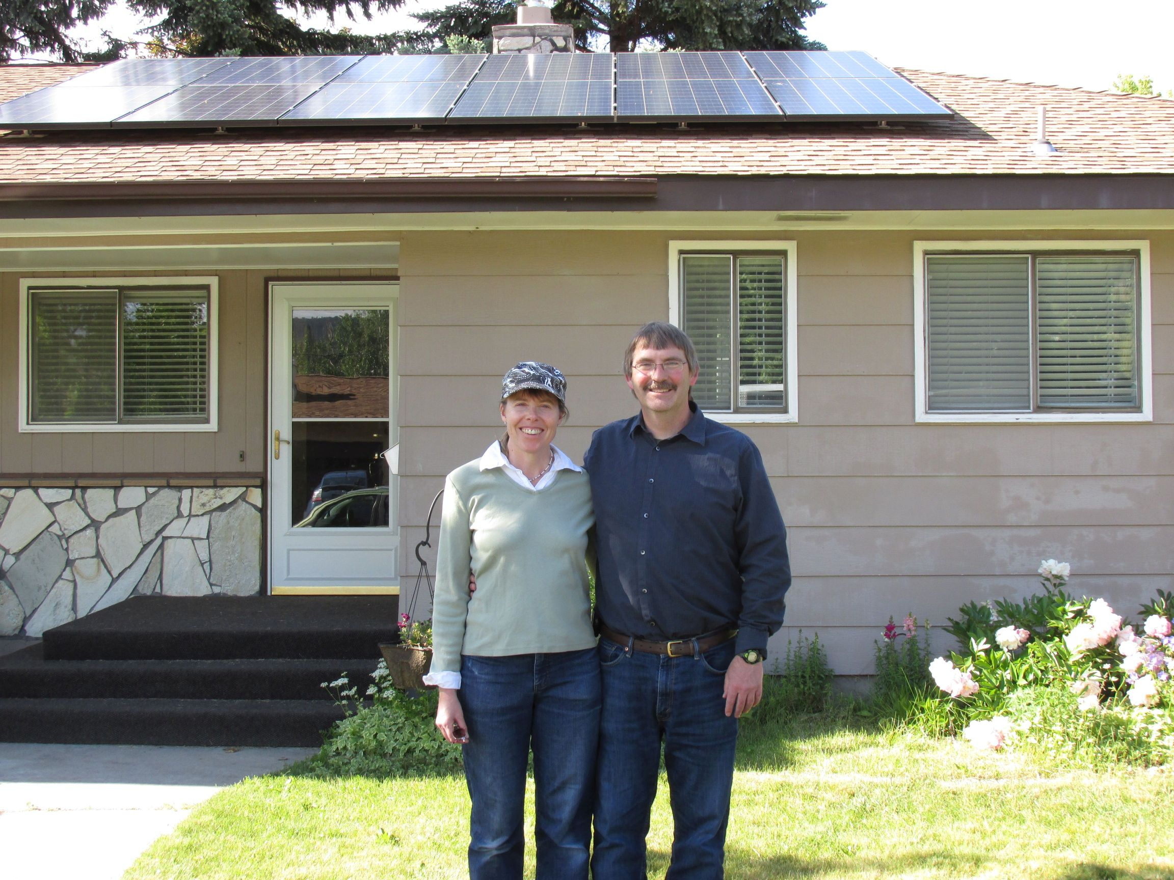 'Solarize' Makes Solar Simple for Missoula Couple