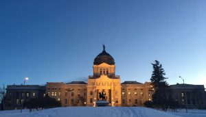 MT state capitol building