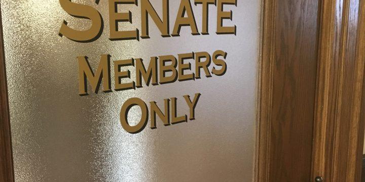 2019 Legislative Session Half-time Report